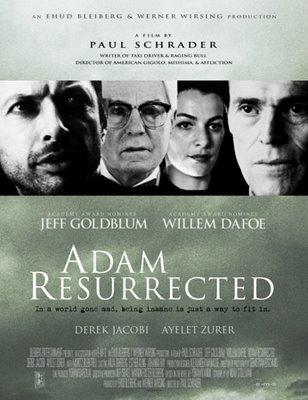 Risultati immagini per adam resurrected poster
